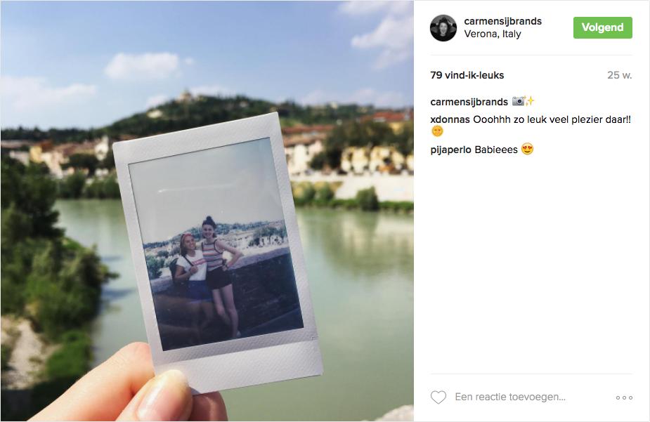 Instagram-carmen-Sijbrands